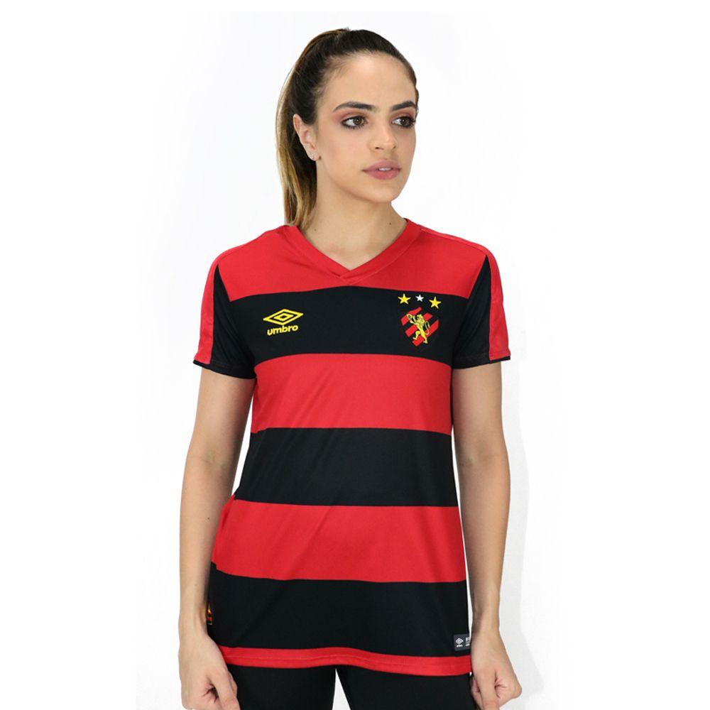 Camisa Umbro Sport I 2019 Feminina