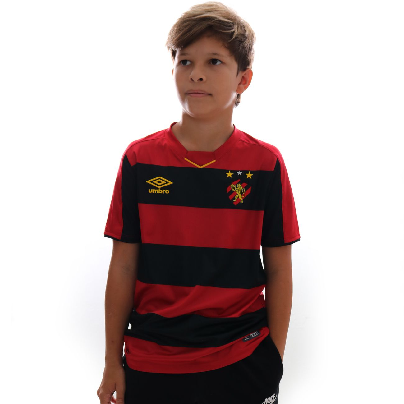 Camisa Umbro Sport I 2019 Juvenil