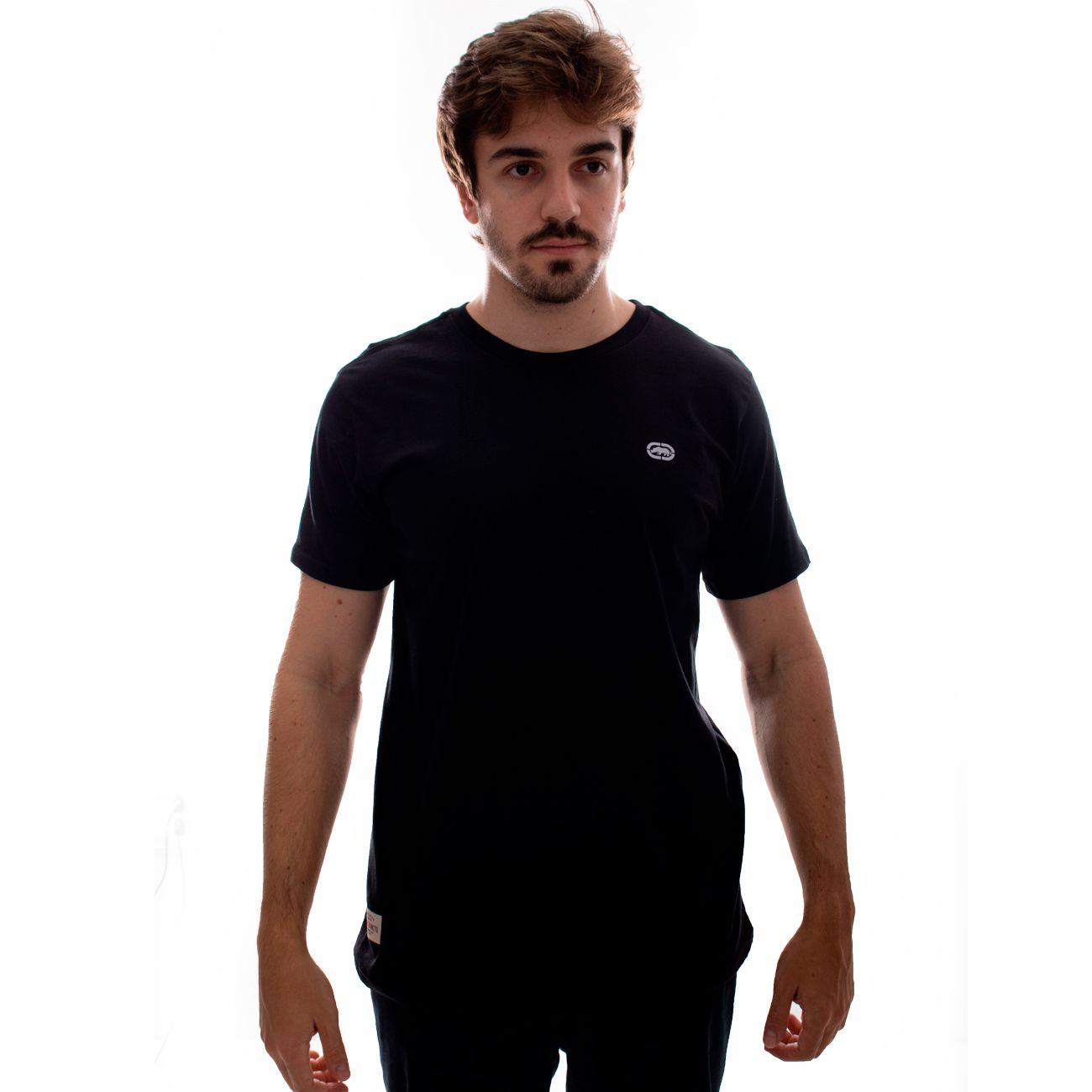 Camiseta Ecko Logo Basic Preto