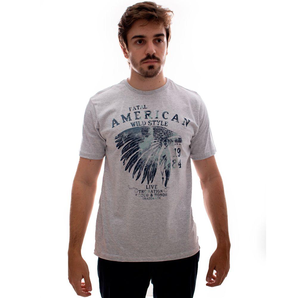 Camiseta Fatal Estampada 24515