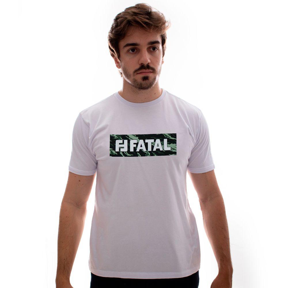 Camiseta Fatal Estampada Plus Size