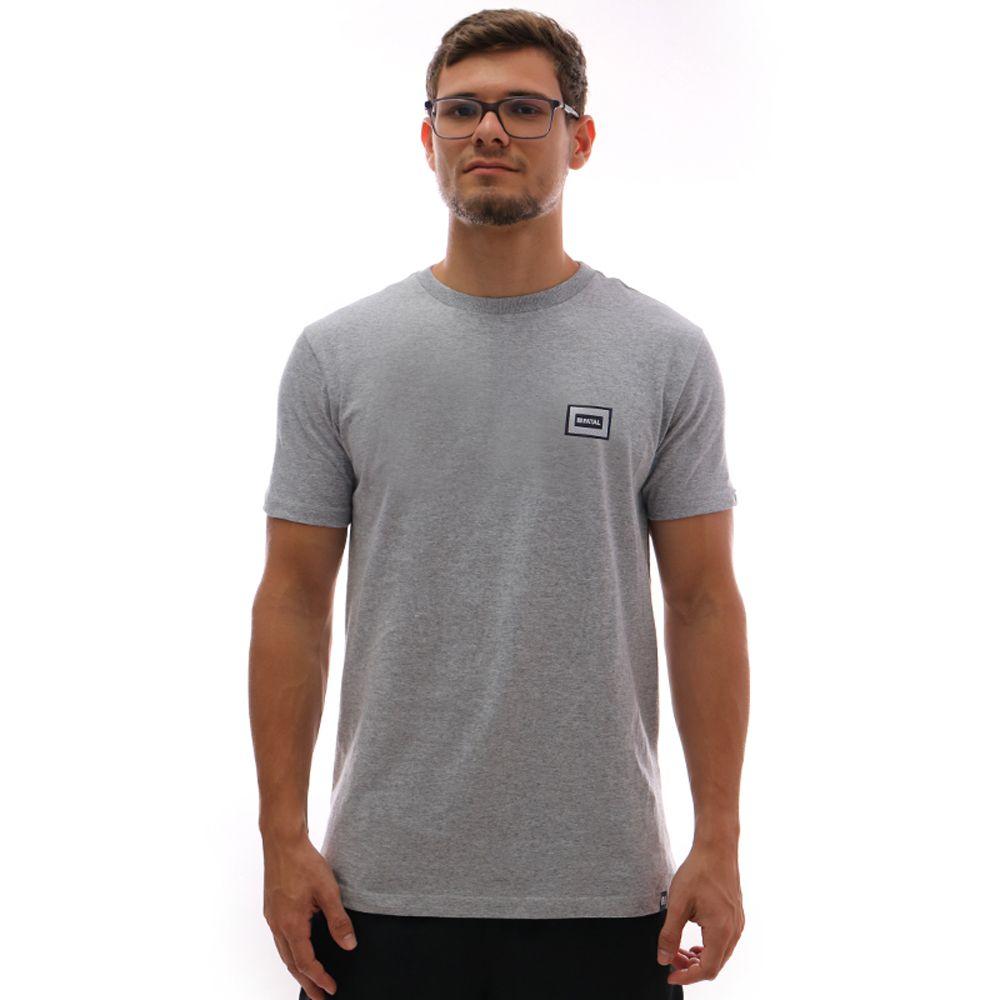 Camiseta Fatal Fashion Basic Mescla
