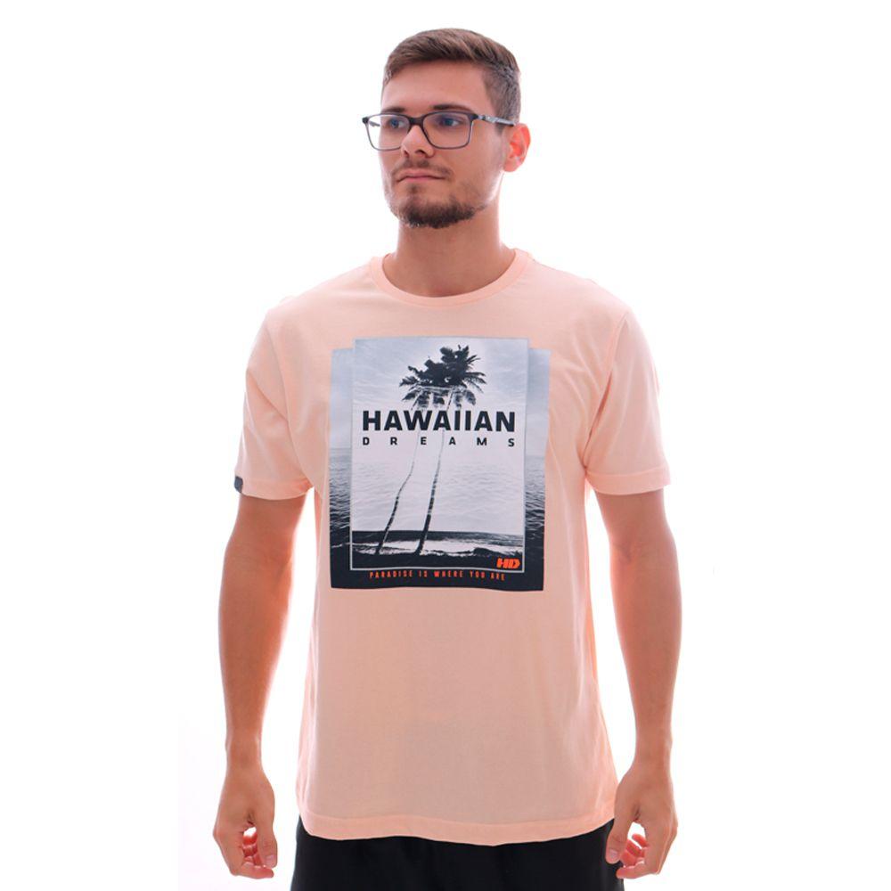 Camiseta HD Oceanside Pessego