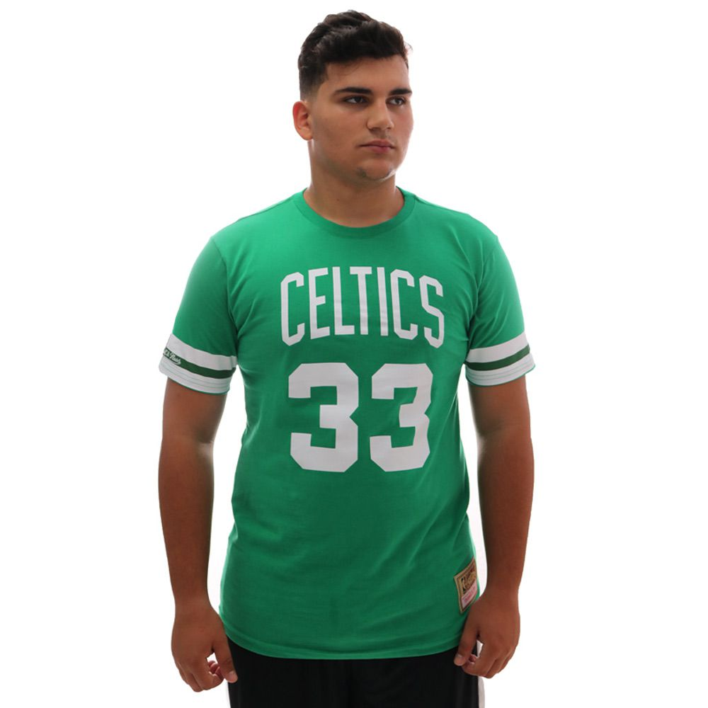 Camiseta Mitchell & Ness NBA Boston Celtics Bird