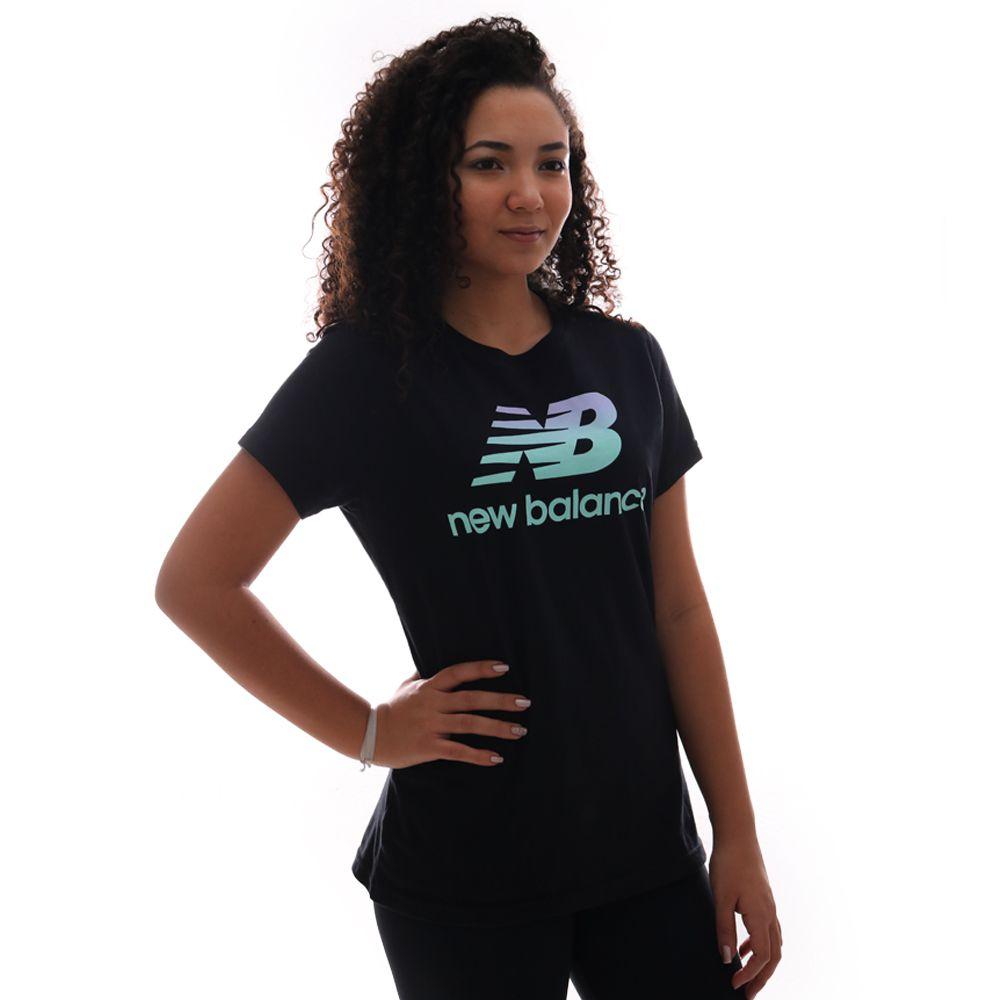 Camiseta New Balance Colors Feminina