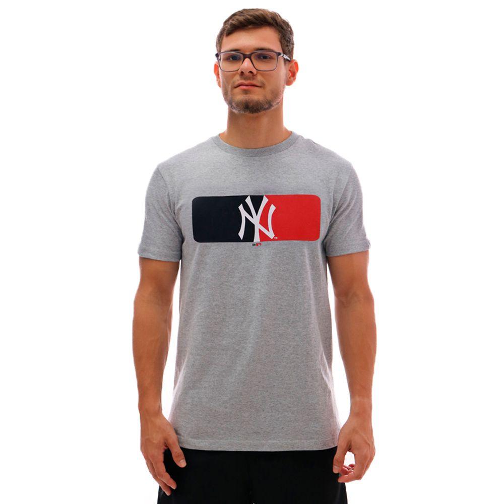 Camiseta New Era MLB New York Yankees Essentials Box