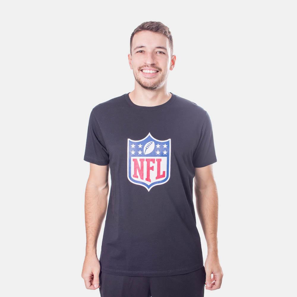 Camiseta New Era NFL Logo Essentials