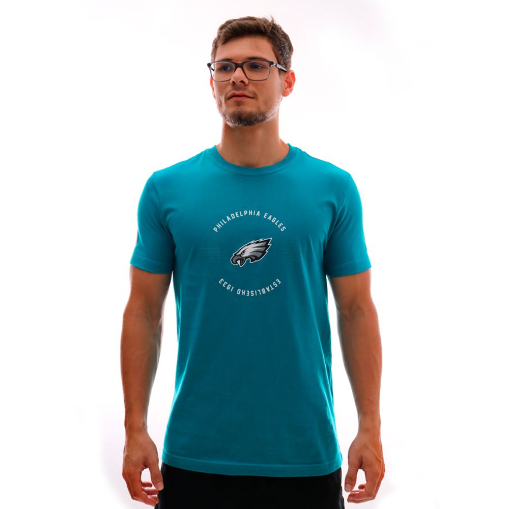 Camiseta New Era NFL Philadelphia Eagles Essentials