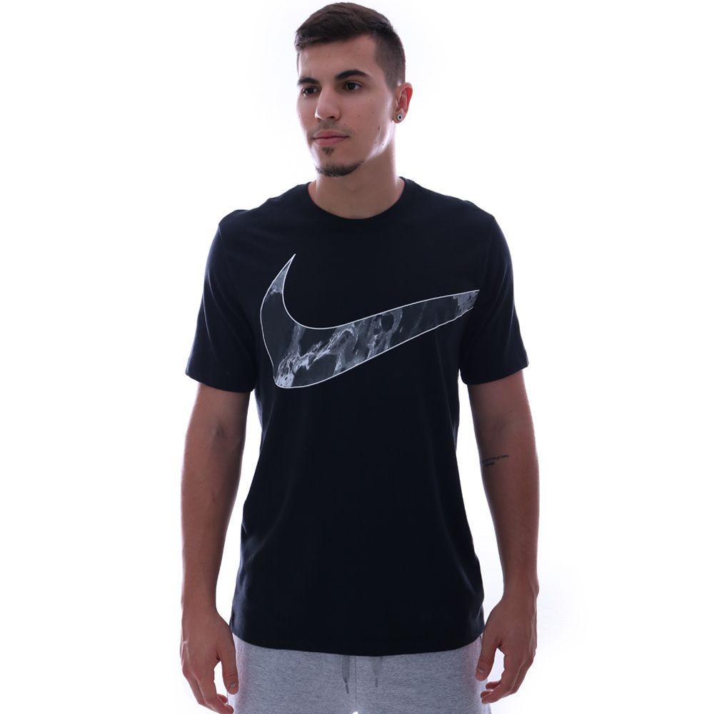 Camiseta Nike Dri-FIT Preto