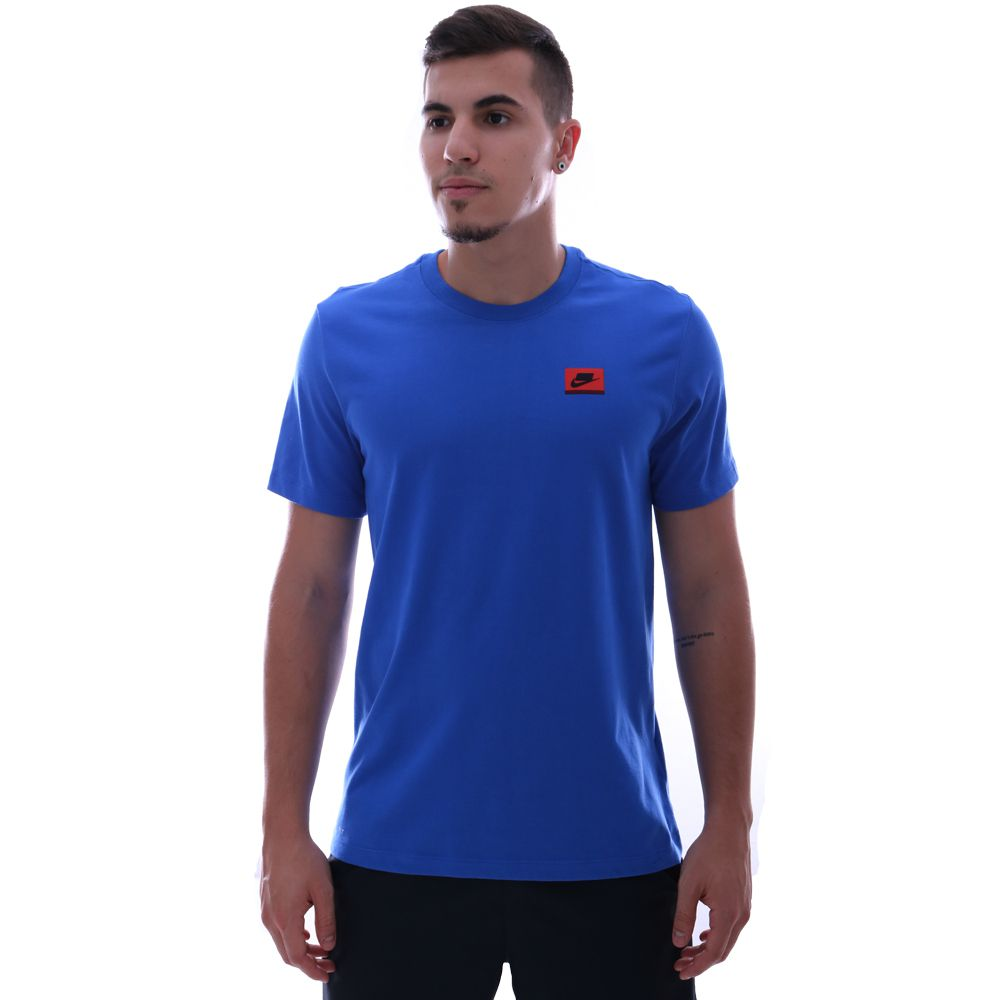 Camiseta Nike Dri-fit Tee Azul