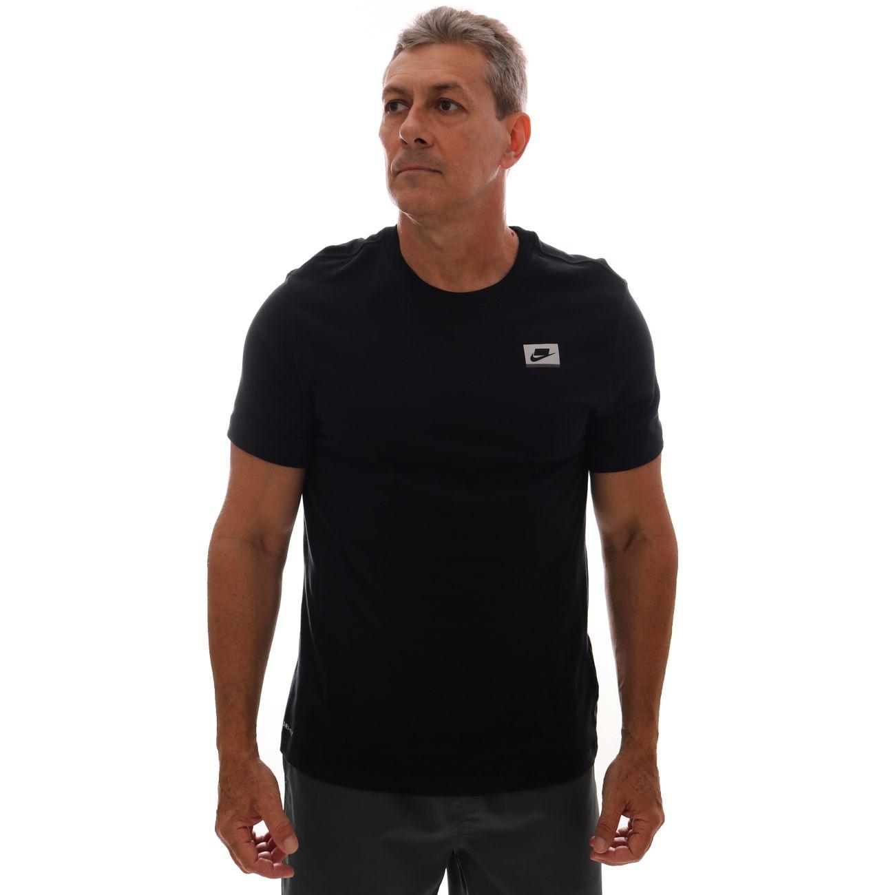 Camiseta Nike Dri-fit Tee Preto