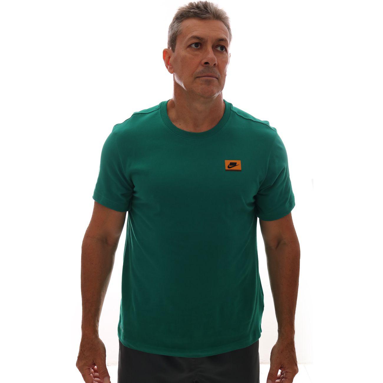 Camiseta Nike Dri-fit Tee Verde