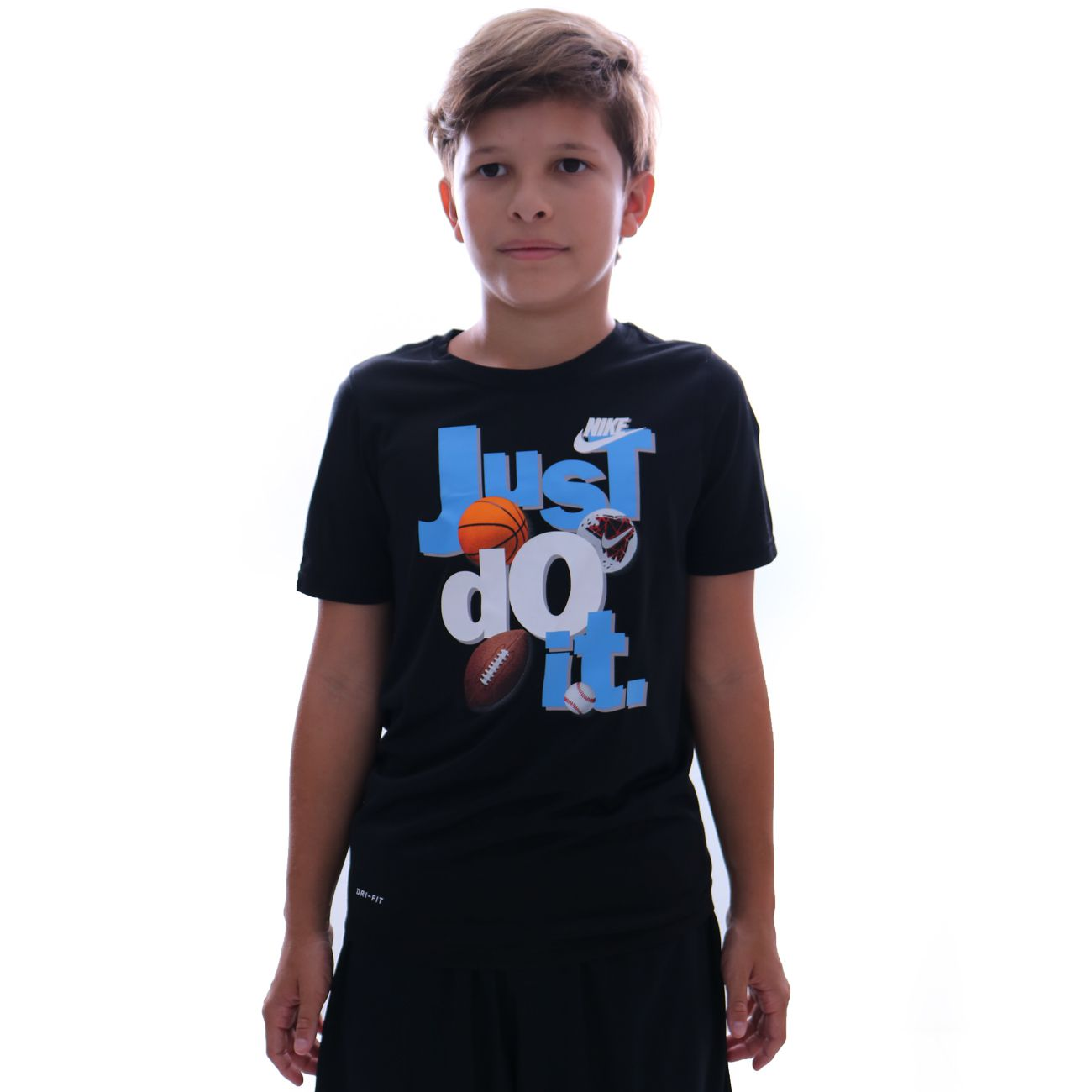 Camiseta Nike Just Do It Infantil