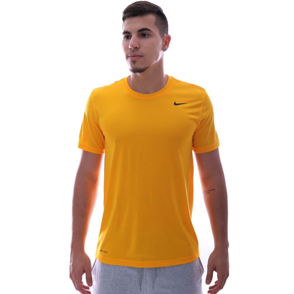 Camiseta Nike Legend 2.0 Amarelo