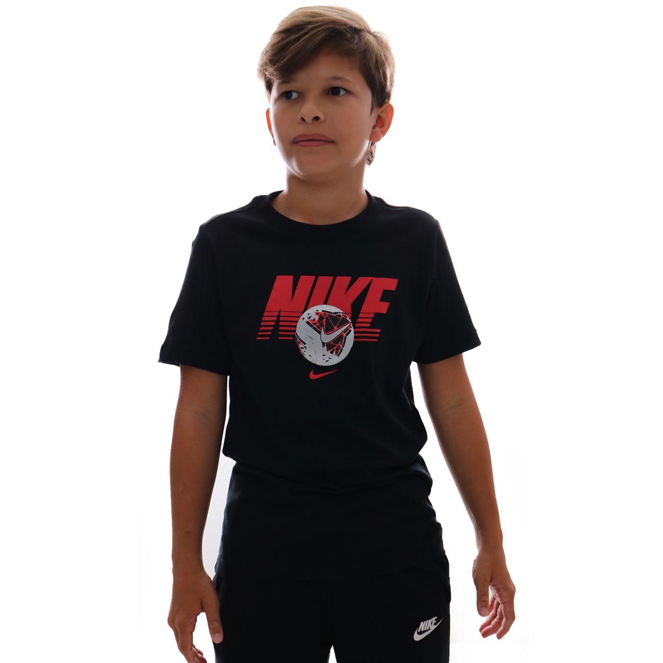 Camiseta Nike Sportswear Soccer Ball Infantil