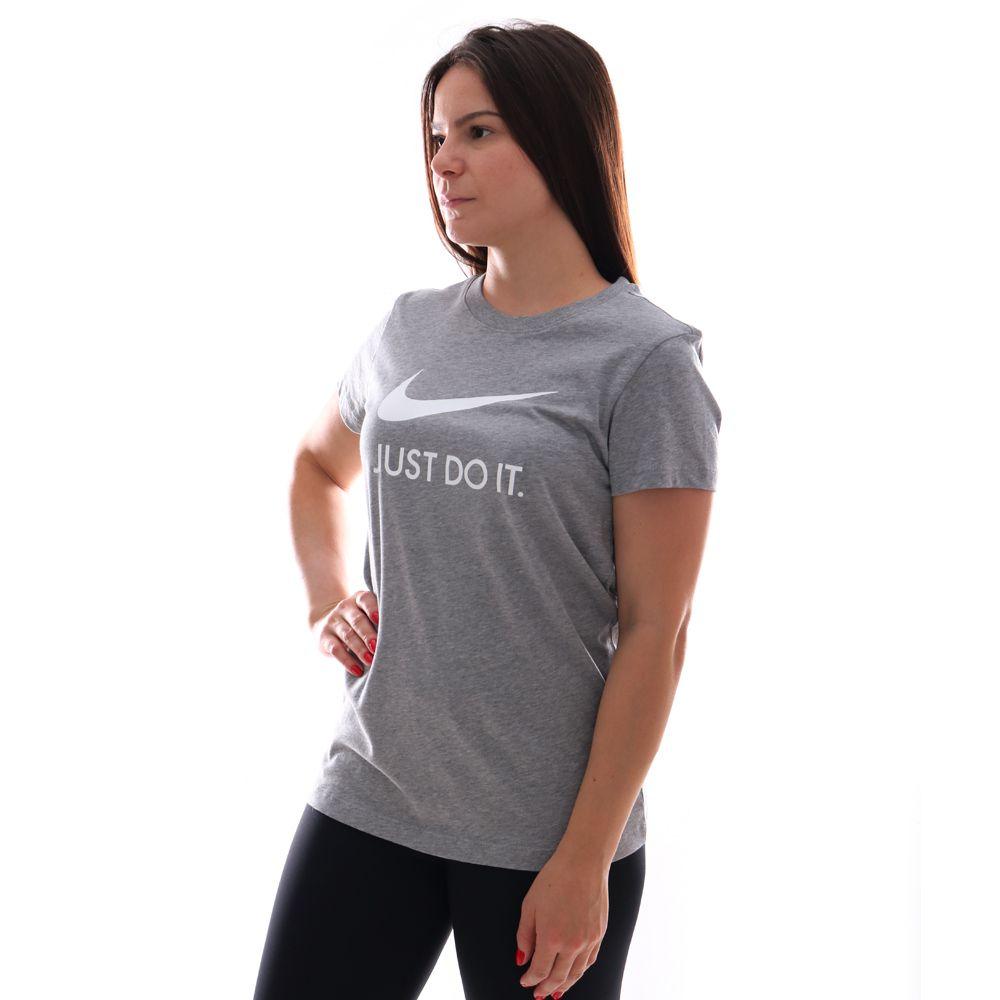 Camiseta Nike Tee Just Do It Slim Feminina