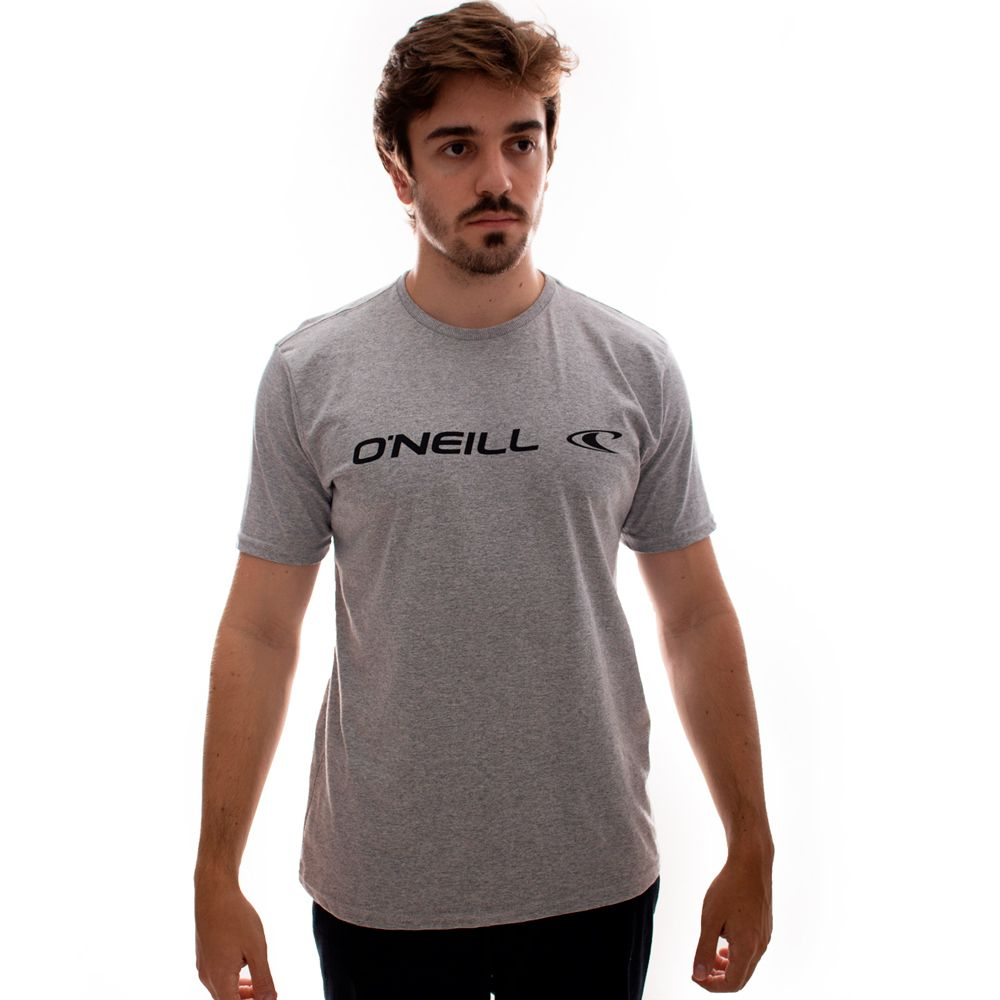 Camiseta O'Neill Only One Cinza