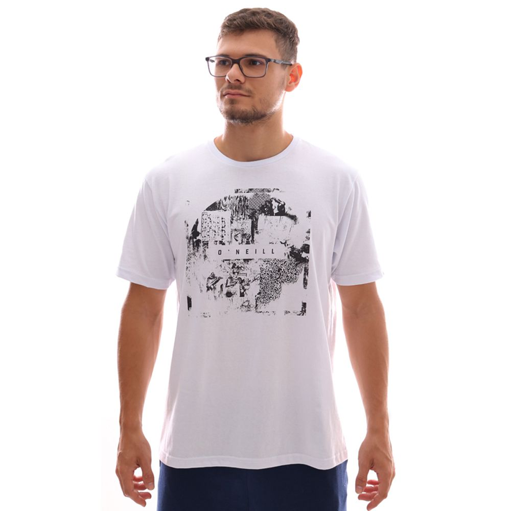 Camiseta O'Neill Pathways Branco