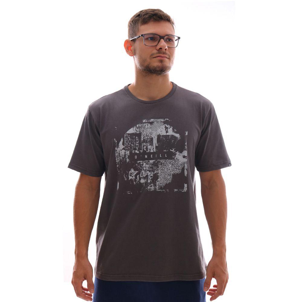 Camiseta O'Neill Pathways Cinza