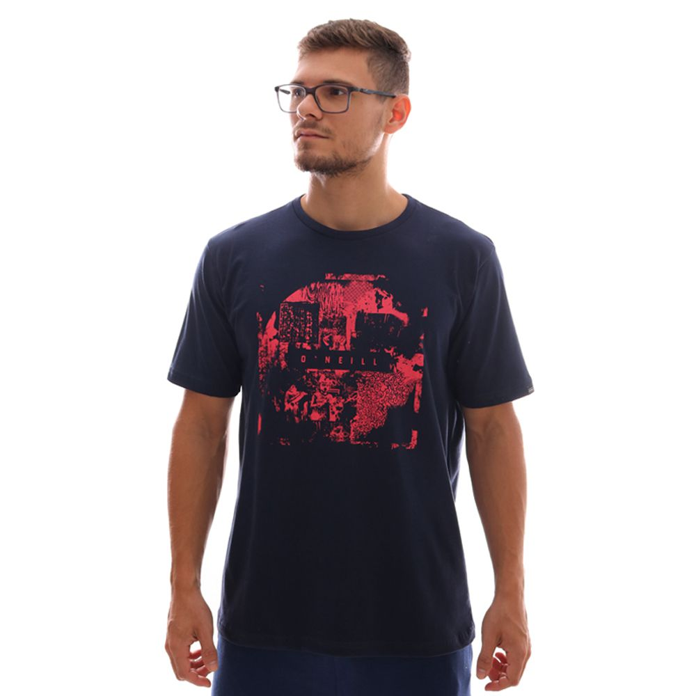 Camiseta O'Neill Pathways Marinho Navy