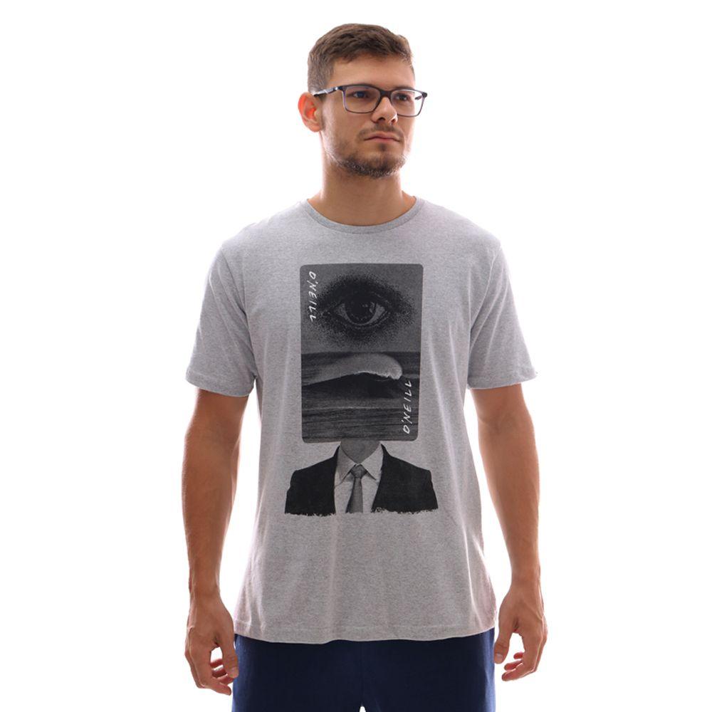 Camiseta O'Neill Wave Head Mescla