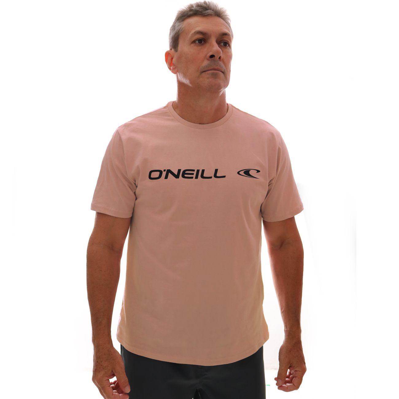 Camiseta O'Neill Only One Salmão