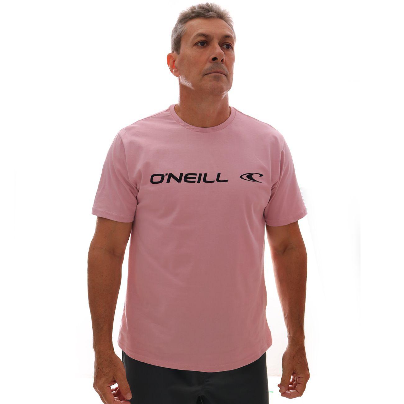 Camiseta O'Neill Only One Rosa