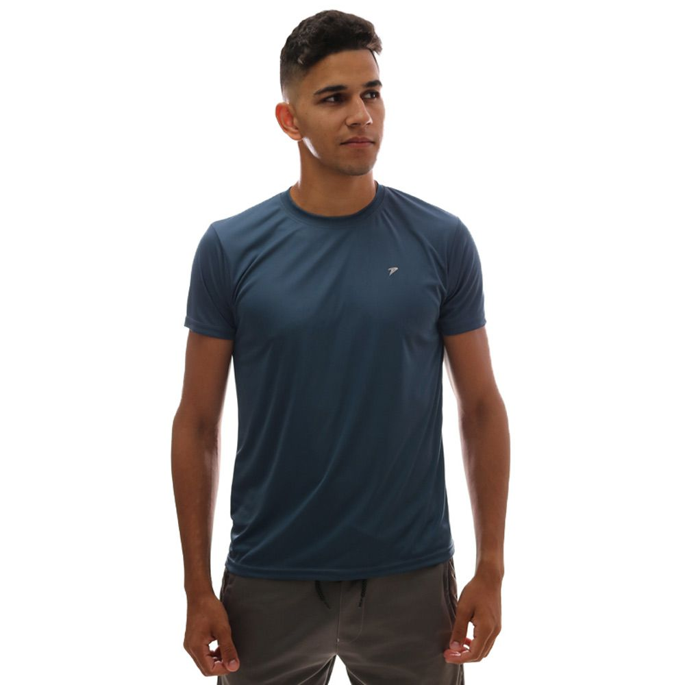 Camiseta Poker Basic Cinza