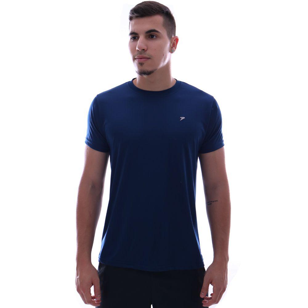 Camiseta Poker Basic Marinho