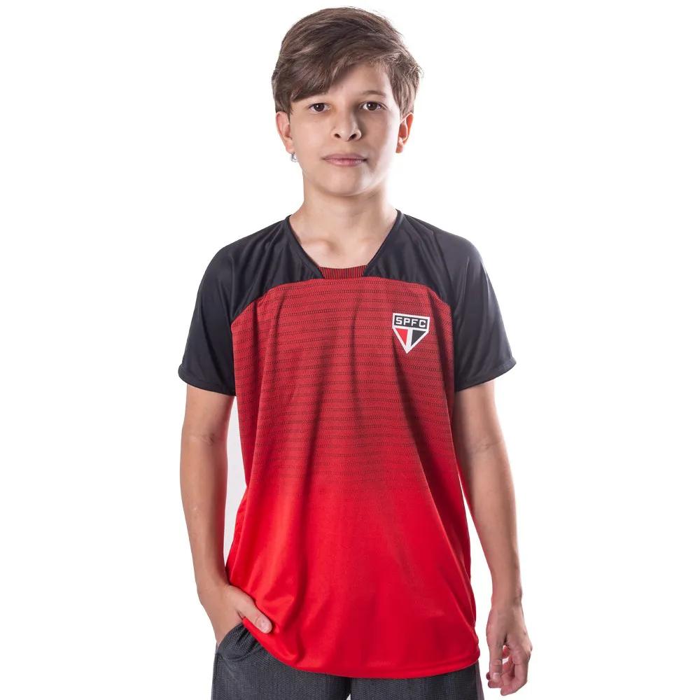 Camiseta São Paulo Shadow Juvenil