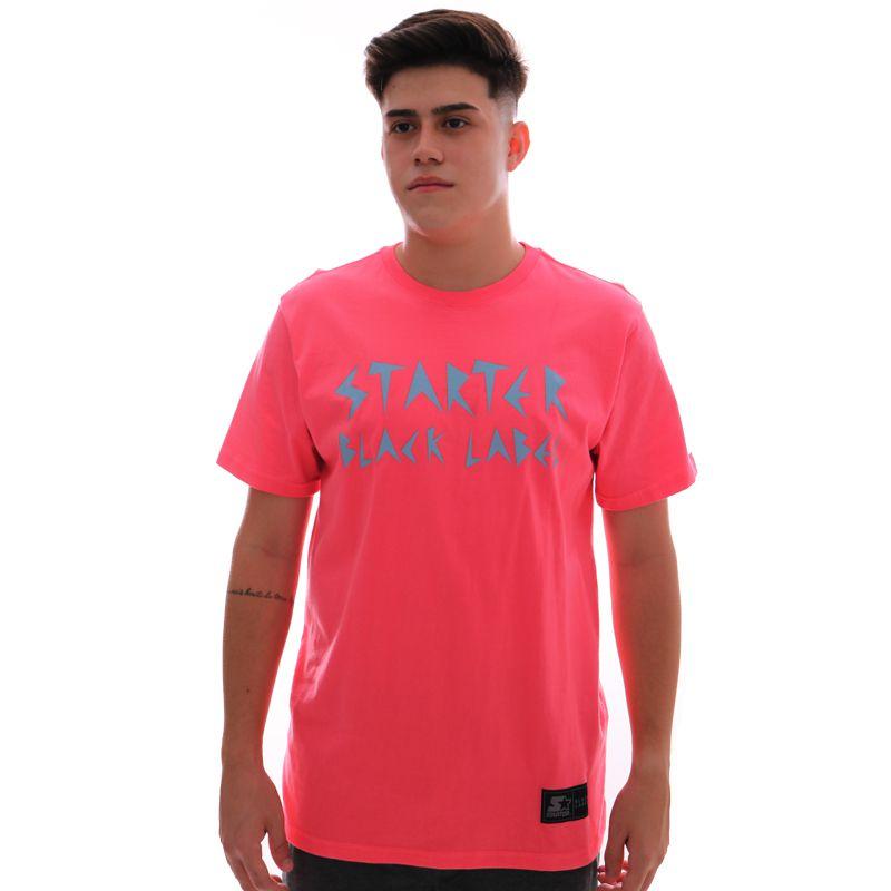 Camiseta Starter Crazy SBL Rosa