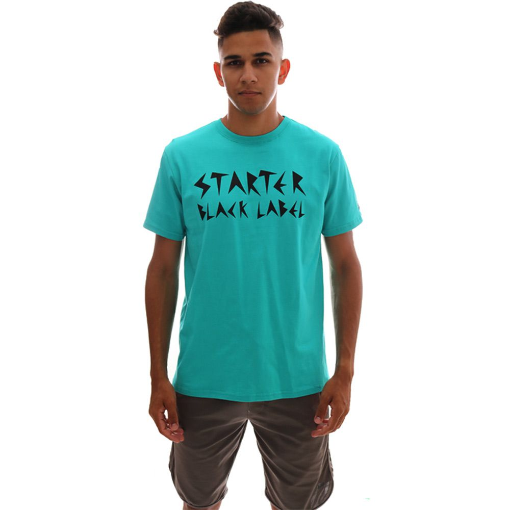 Camiseta Starter Crazy Sbl Verde