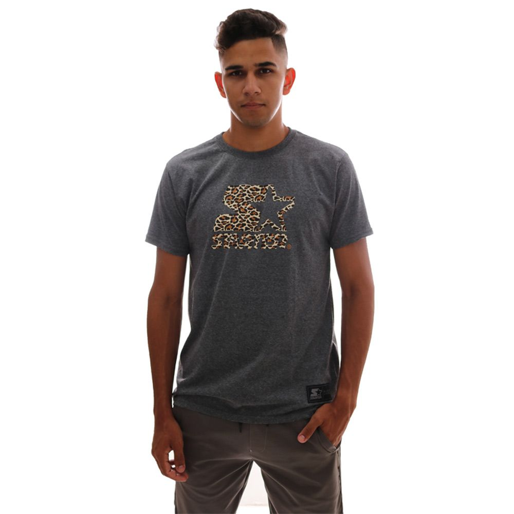 Camiseta Starter Starpattern Grafite