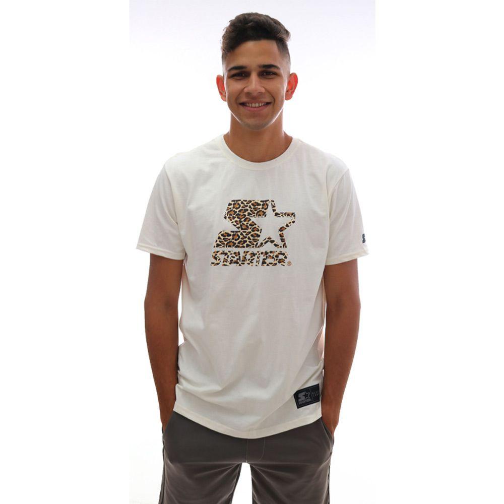 Camiseta Starter Starpattern Off White