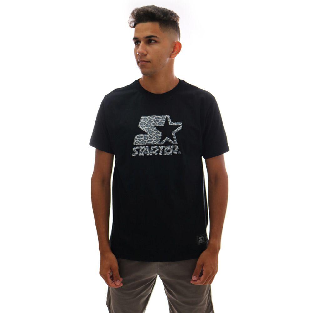 Camiseta Starter Starpattern Preto