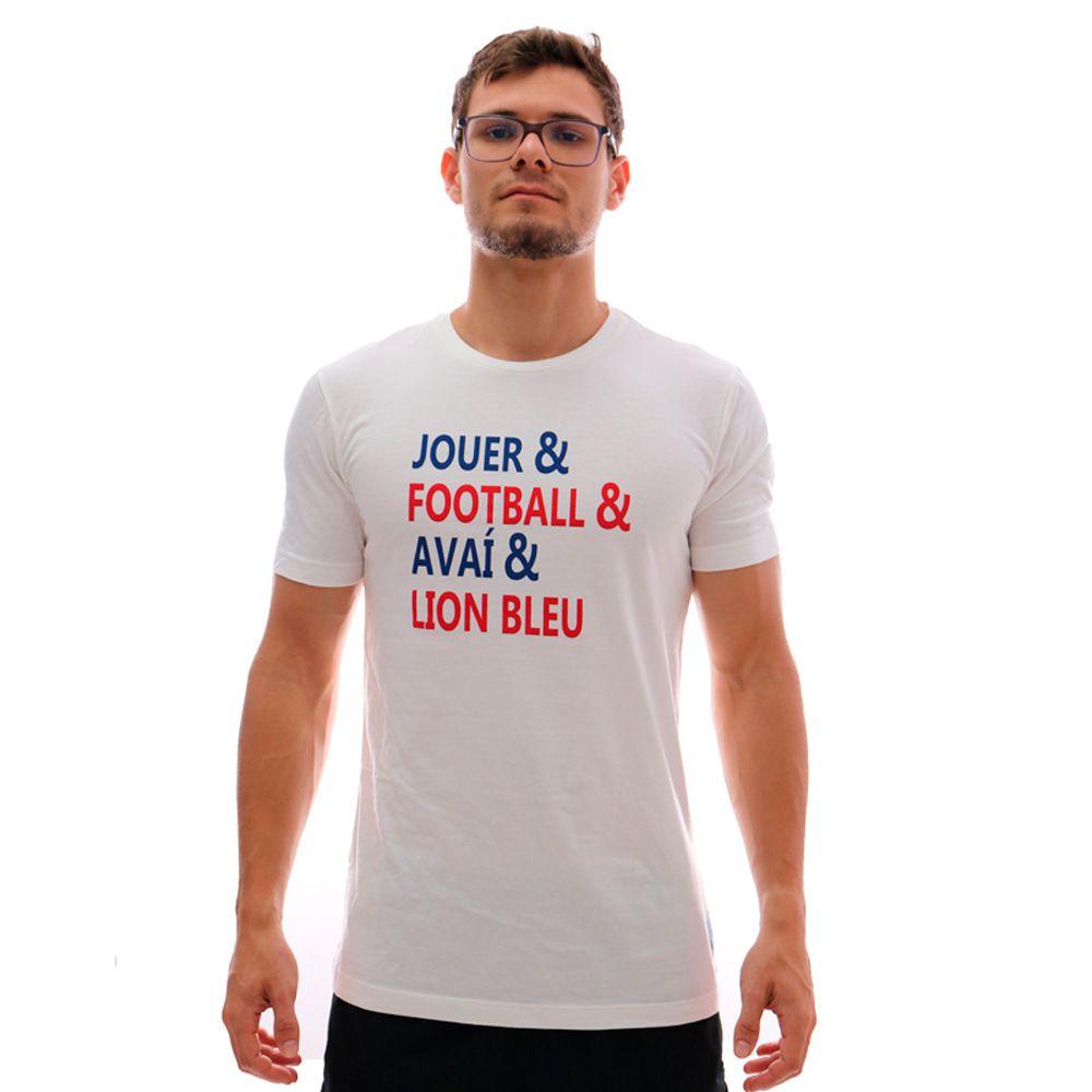 Camiseta Umbro Avaí Torcedor Lettering