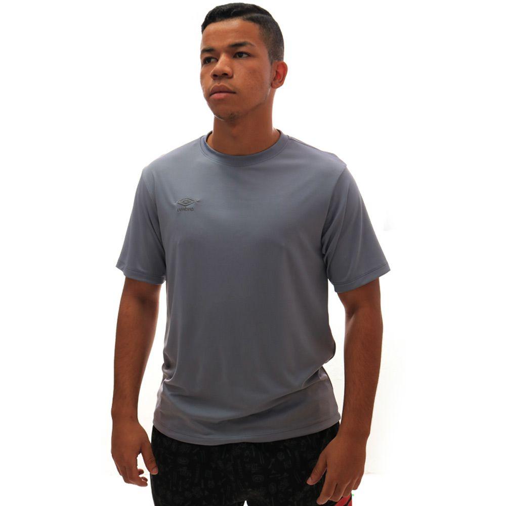 Camiseta Umbro TWR Striker Cinza