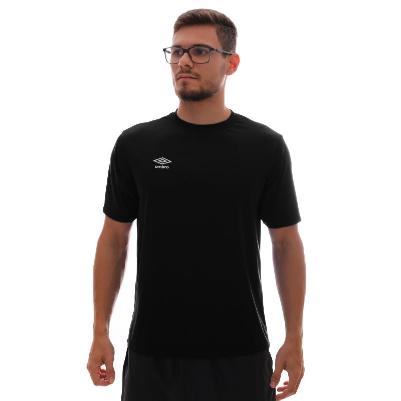 Camiseta Umbro Twr Striker Preto