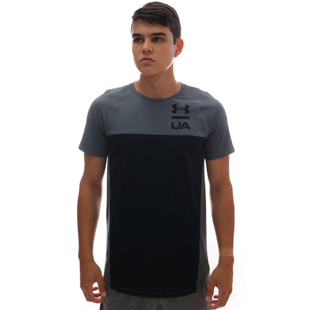 Camiseta Under Armour Mk1 Ss Colorblock