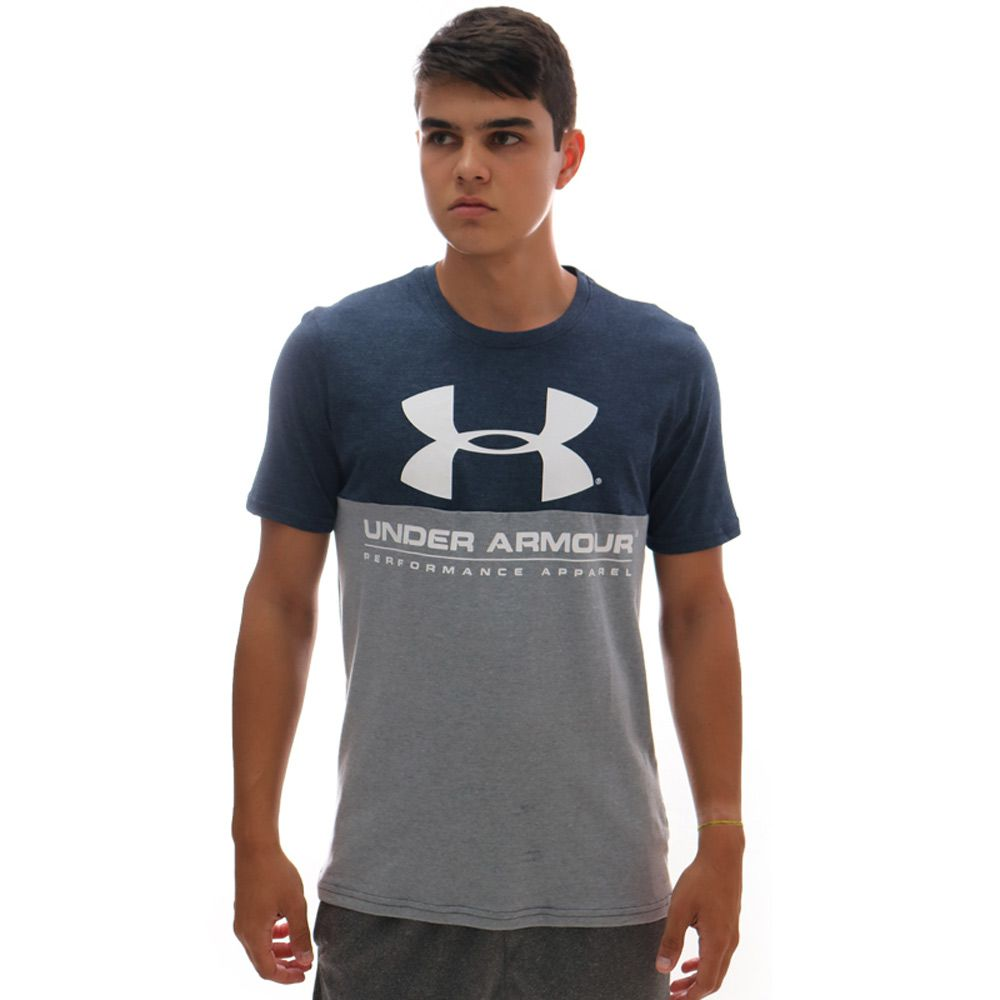 Camiseta Under Armour Performance Apparel SS