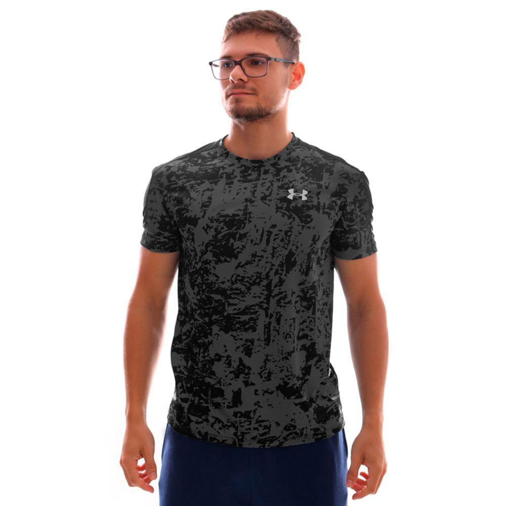Camiseta Under Armour Speed Stride Printed Ss