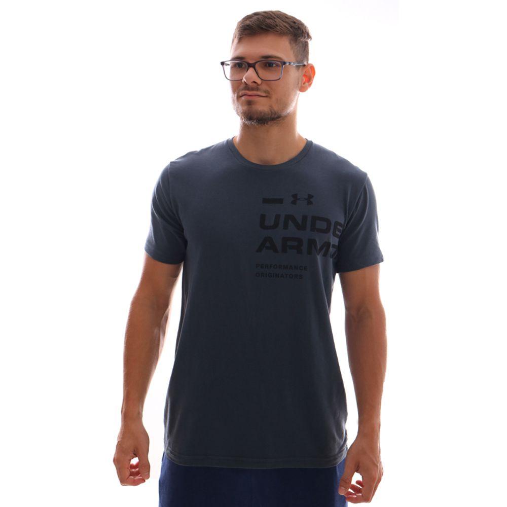 Camiseta Under Armour Sportstyle Chest Grafic