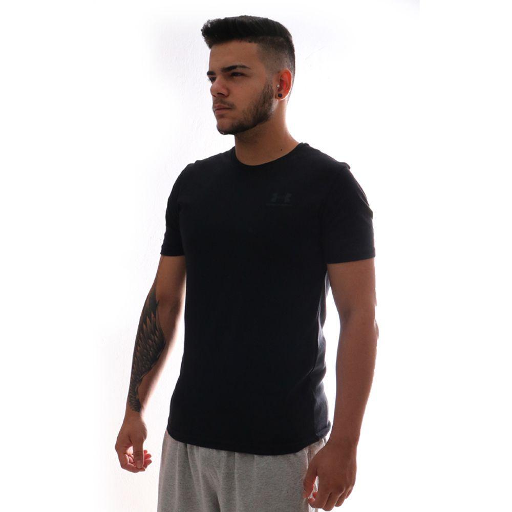 Camiseta Under Armour Sportstyle Left Chest SS