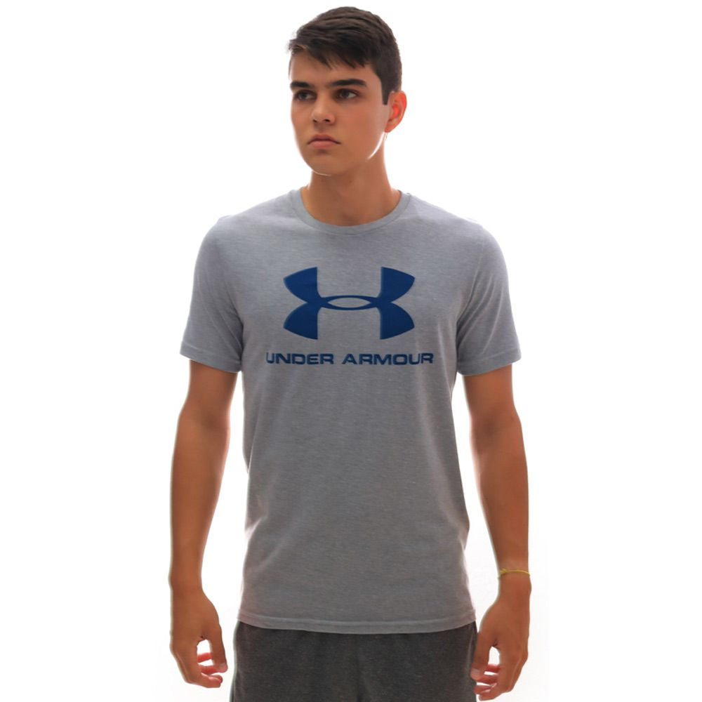 Camiseta Under Armour Sportstyle Logo SS