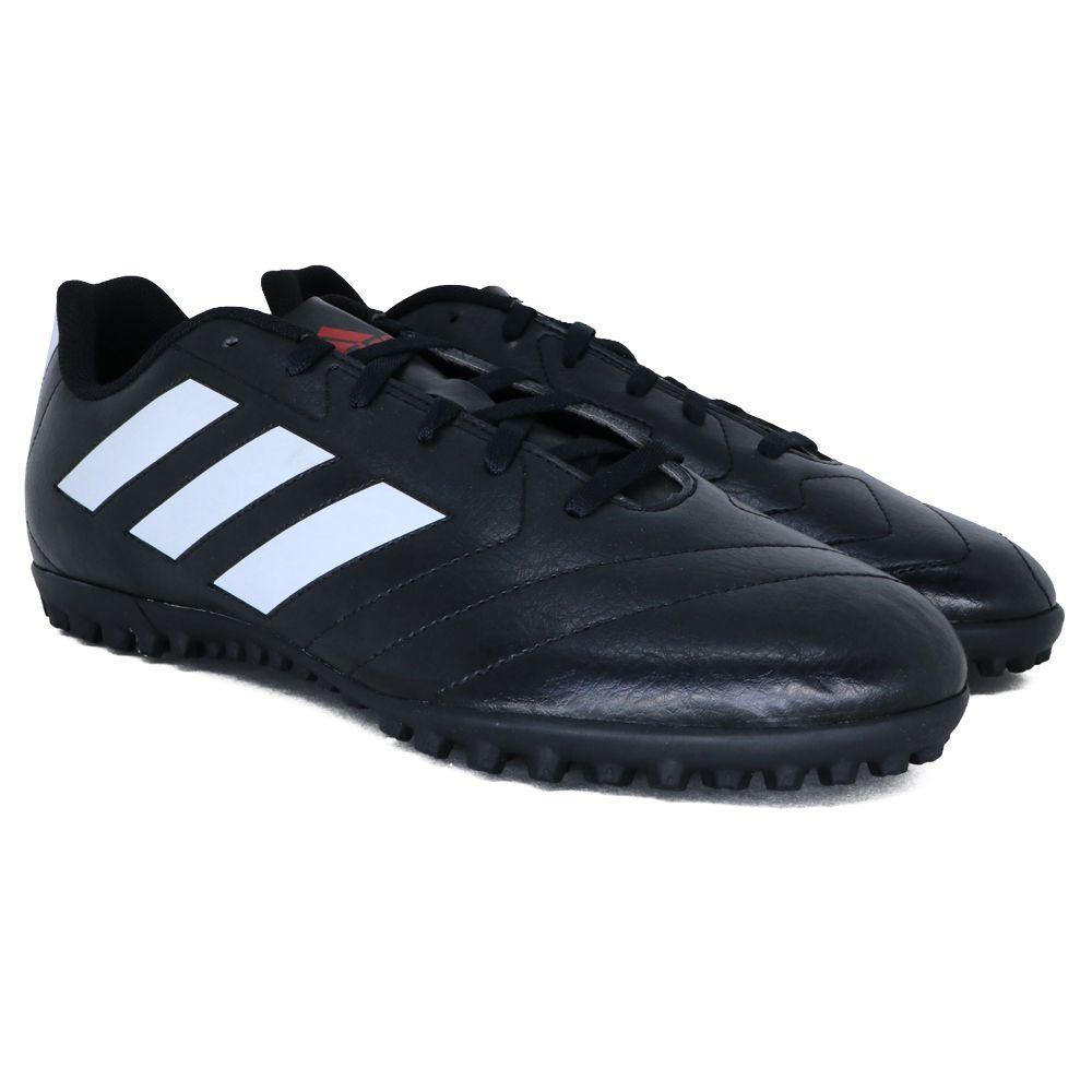 Chuteira Adidas Goletto VII TF Society Preto