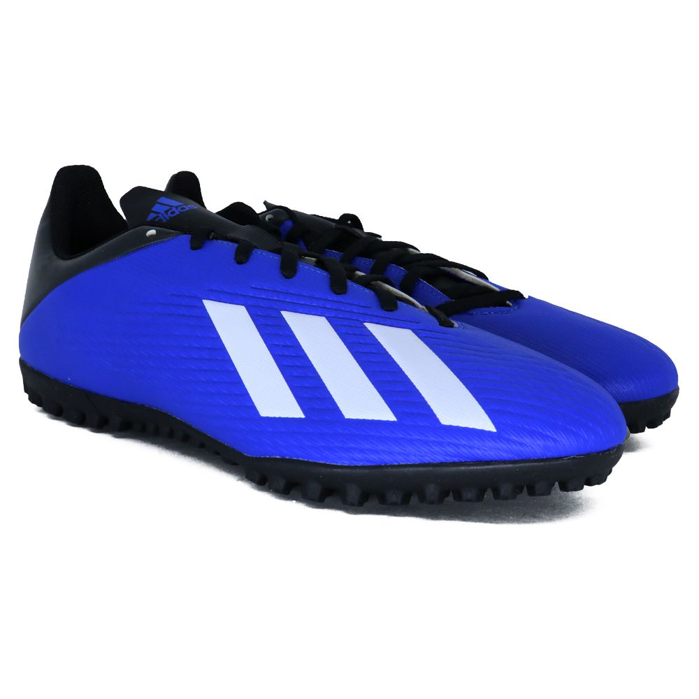 Chuteira Adidas X 19.4 Society Azul