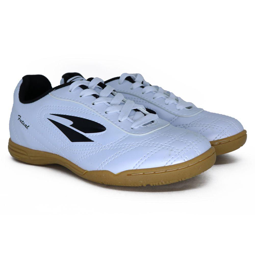 Chuteira Dray 802 Futsal Branco