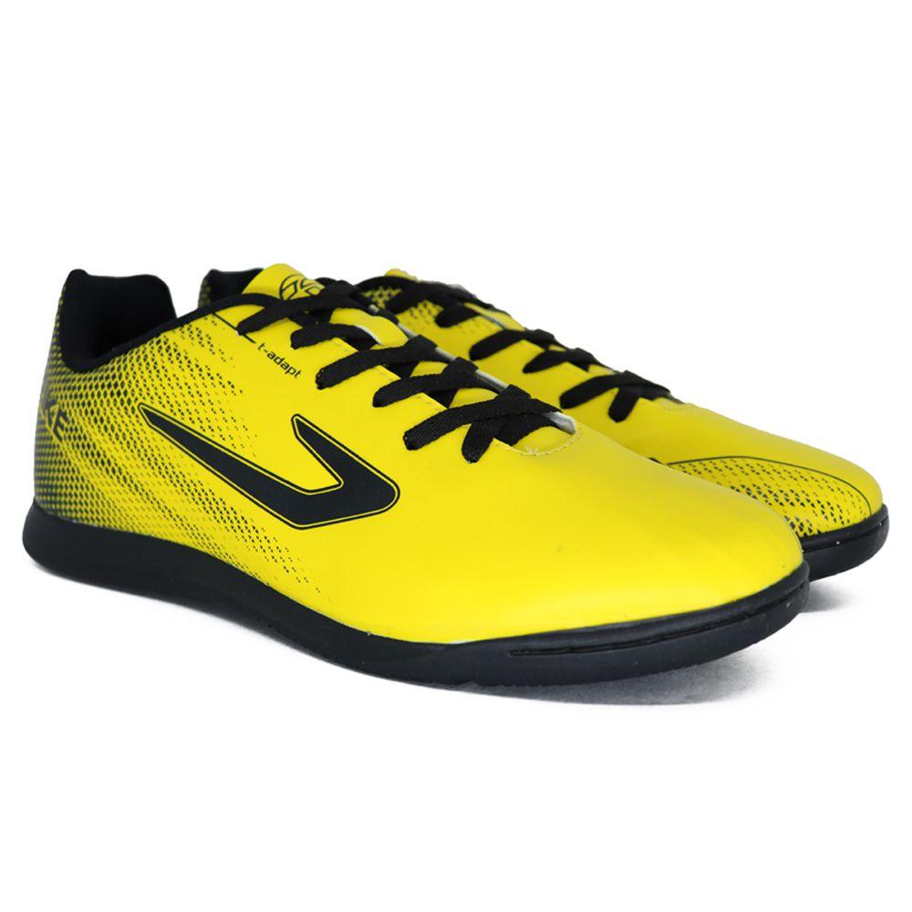 Chuteira Topper Strike Futsal Amarelo