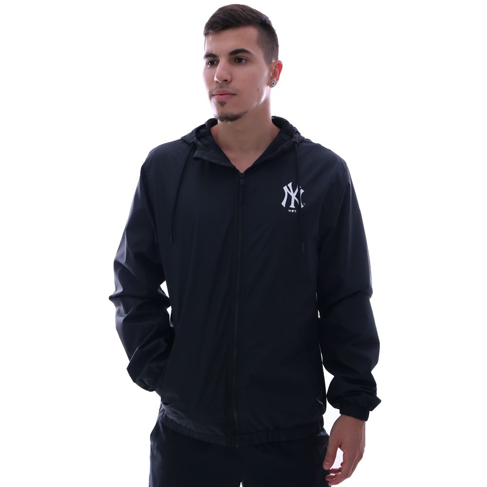 Jaqueta New Era MLB New York Yankees Windbreaker