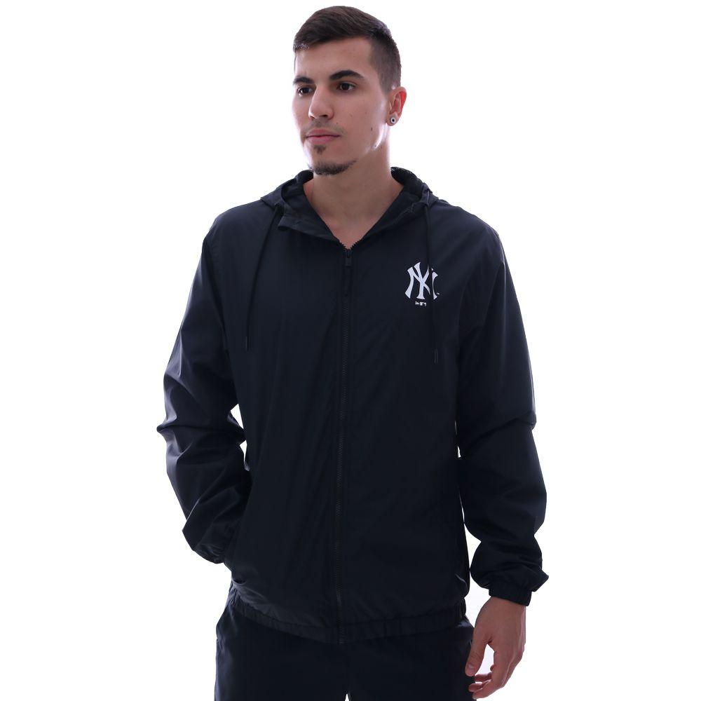 Jaqueta New Era MLB New York Yankees Windbreaker